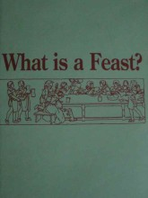 What is a Feast - Pieper